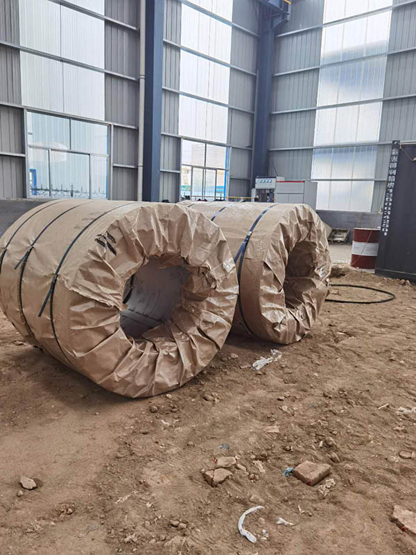 Hot rolled steel coils6